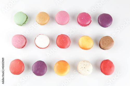 Papiers peints Macarons Macarons