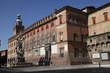 Bologna,Piazza Maggiore e fontana del Nettuno
