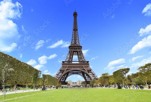 Poster Tour Eiffel The Eiffel Tower