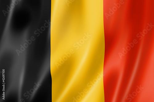 Fotomural Belgian flag