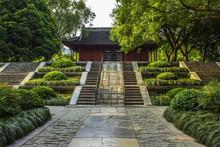 Ming Xiaoling Tomb In Nanjing China