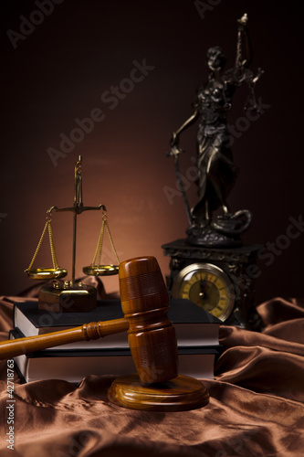 Fotografija  Justice concept