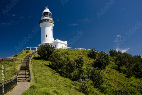 Canvas-taulu ByronLighthouse_MG_2826