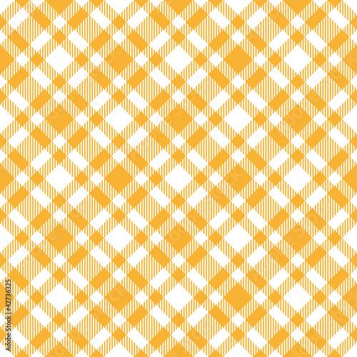 Tapety Kratka wzor-obrusu-w-krate-yellow-endless