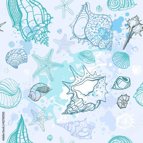 morze-tlo-recznie-rysowane-ilustracji-wektorowych