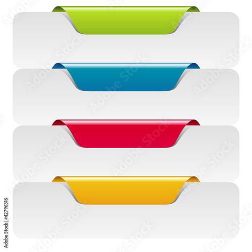 Fototapeta Design et construction web B obraz