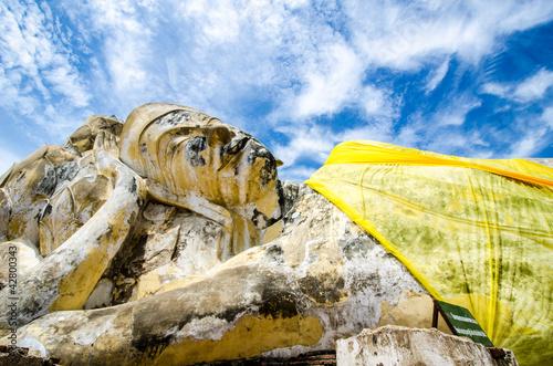 Photo Stands Egypt Buddha