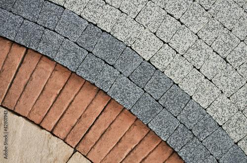 Fotografía pattern on the pavement