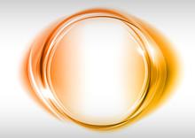Orange Round