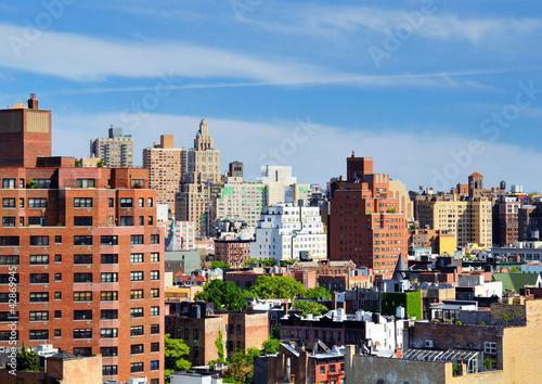 New York City Urban Scene
