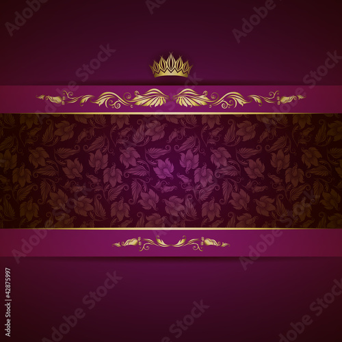 Foto  Royal background
