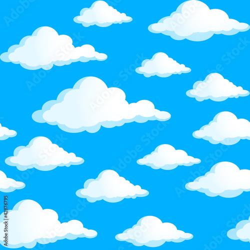Foto op Plexiglas Hemel Clouds