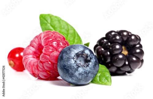 jagodowe-owoc-na-bialym-tle