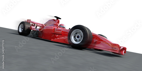 Foto op Canvas Cars racer hispeed