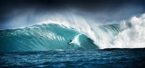 Naklejka Krajobraz Surfing
