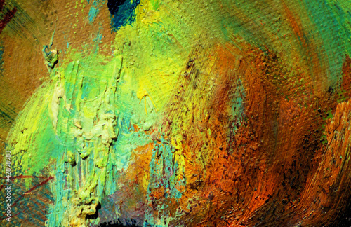 abstract painting by oil on a canvas,  illustration,  background