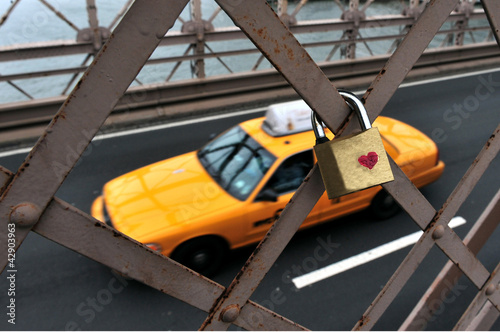 Foto op Plexiglas New York TAXI Travel Photos of New York - Manhattan