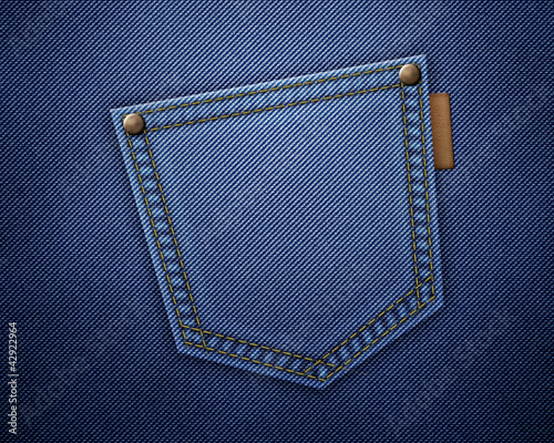 Fotografía  Jeans texture
