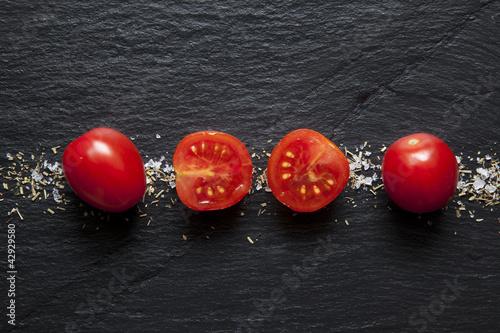 Fotografie, Obraz  Tomate Cerise