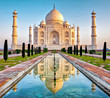 canvas print picture Taj Mahal