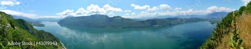 Fotografia Lac du Bourget - France - Panoramique