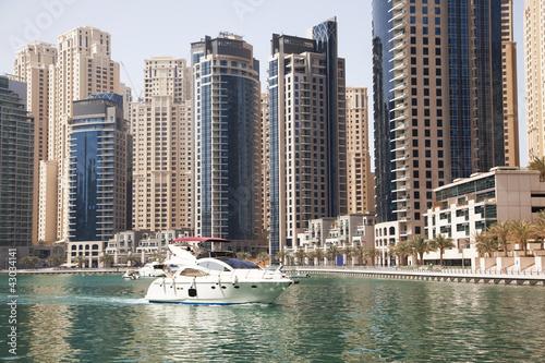 Obrazy na płótnie Canvas Dubai Marina
