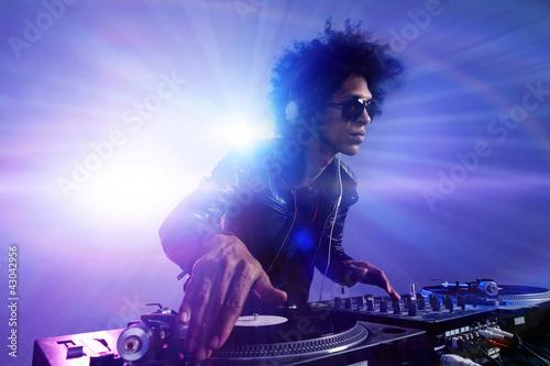 Club party dj