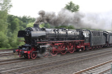 Dampflok Serie 01 1066 B