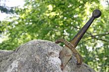 The Legendary Sword Of King Ar...