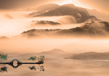 Chinese Landscape Painting - S...