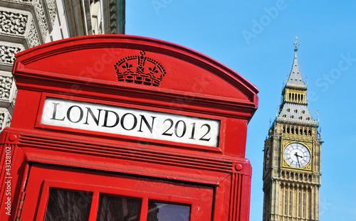 Foto op Canvas Londen London 2012