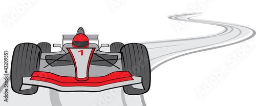 Tuinposter F1 F1
