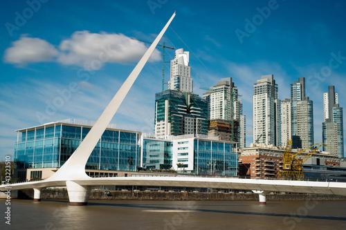 Foto op Aluminium Buenos Aires Puerto Madero