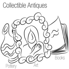 Collectible Antiques Drawing