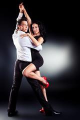 Fototapeta latin dance