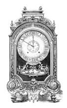 Ancient Clock - 17th Century