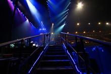 Aufgang Zur Bühne
