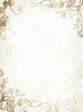 Vintage Stationery Background