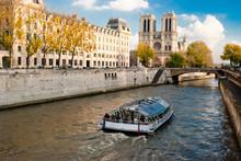 Notre Dame Cathedral, Paris, F...