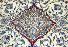 Texture Of Turkish Carpet