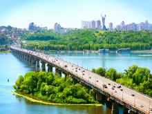 Kiev City - The Capital Of Ukraine