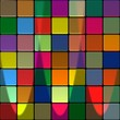 Carrelage multicolore 1.02