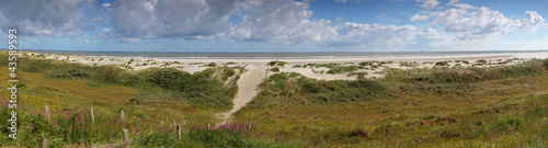 Keuken foto achterwand Noordzee Wangerooge