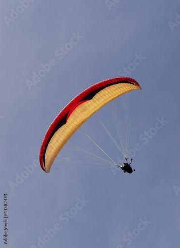 Foto op Canvas Luchtsport Para glider