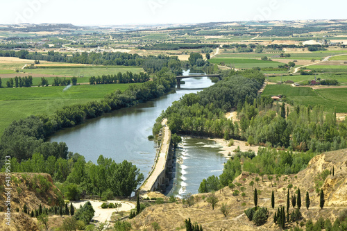 duero river from Toro (Zamora)