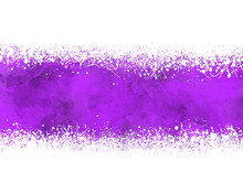 Fondo Abstracto, Ilustración, Salpicadura, Violeta