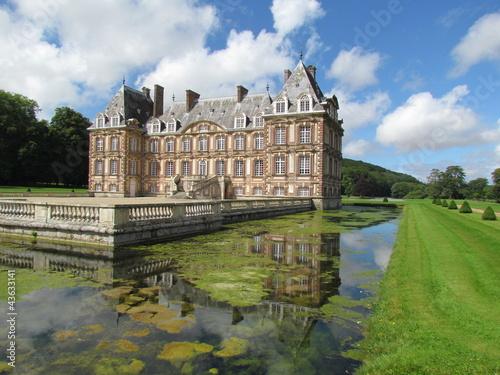 Fotografia, Obraz  Chateau de Cany (Normandie, France)