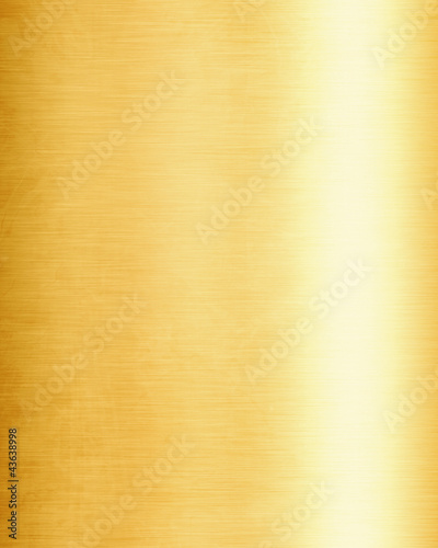 Photo sur Toile Les Textures Golden background