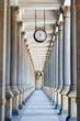 Colonnade in Karlovy Vary