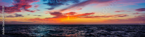 Sun Rise - Offshore, North Sea